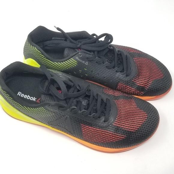 a3975b55e2c Reebok Shoes | Crossfit Nano 70 Orang Mens 11 12 | Poshmark